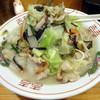 チャンポンの店 松露 - 料理写真:「ちゃんぽん」730円