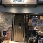 ナポリピッツァ オイスター&ワイン 大曽根バル オイスターズ -