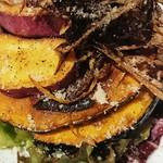 CarneTribe 肉バル - メリメロサラダのアップ