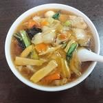 中華成喜 - 広東麺  756円