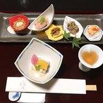 仙郷楼 - 前菜と先付け