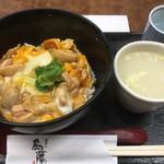 76026477 - ♪親子丼¥900