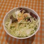 76027428 - Aセット200円サラダ、ドリンクのサラダ