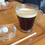Onigily Cafe - コーヒーもセットで850円