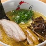 麺屋 丸鶏庵 - 塩