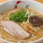 麺屋 丸鶏庵 - 味噌