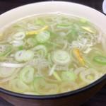 元祖カレータンタン麺 征虎 - 締め雑炊