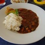 chano-ma - 10種野菜の五穀米カレー