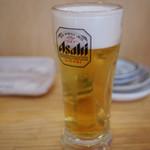 信州 ゴールデン 新館 - 生ビール~☆