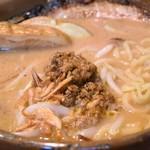 麺場 田所商店 - 北海道味噌味噌漬け炙りチャーシュー麺