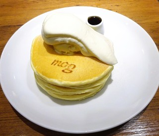 mog 難波店 - スペシャルパンケーキ