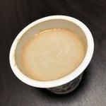 スターバックスコーヒー - 料理写真:ミルクティープリン