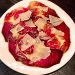 フェルミンチョ - セシーナ(牛肉の生ハム)