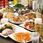 栄華楼 - 栄コース料理