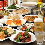 栄華楼 - 栄華コース料理