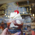 Ghirardelli Chocolate - 料理写真: