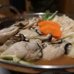 76034116 - 牡蠣鍋