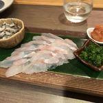 遊び割烹 ひらき - 料理写真:うつぼ刺身
