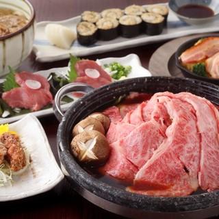 【宴会】飲み放題付きコース3,800円~こだわりの肉料理