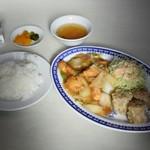 太洋軒 - ランチ700円