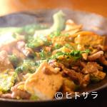遊食酒蔵 味源 - ゴーヤちゃんぷる
