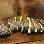 お好み焼 ひかり - 料理写真:玉子のり巻き