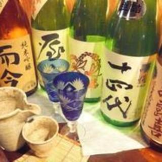 地酒・本格焼酎