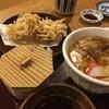 ゑびす屋 - 料理写真:白エビのかき揚げが付いた、氷見うどんセット1580円