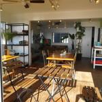 ホア カフェ - 店内