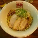 風風ラーメン - 元祖油そば700円