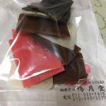 梅月堂 - 料理写真:かき餅