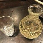 初かすみ酒房 - 初霞特別純米(460円)