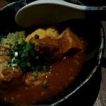 海月 - 豚肉のトマト煮