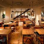 ジンナンカフェ - 【B1】各種イベントに最適な地下空間