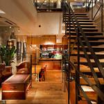 ジンナンカフェ - 【B1】スタイリッシュ地下空間。専用バー完備