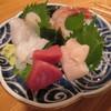 魚忠 - 料理写真:刺し盛り2人前2017.11.04