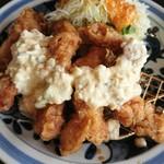 とんかつ浜勝 - 料理写真:チキン南蛮♪