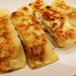 パンダ レストラン - 焼き棒餃子