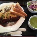 La Quiche Annies Cafe - 料理写真: