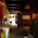 Hikariyahigashi - 店内