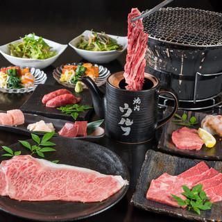 こだわりの仕入れ肉はA5やブランドだけが価値ではない。