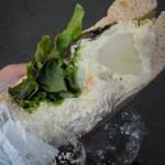 ベジフルカフェ - チキンポテトマヨ、200円