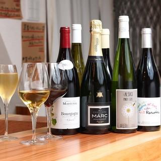 【マキコレワイン】そして世界のワインも♪