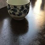 76055743 - 蕎麦茶です。