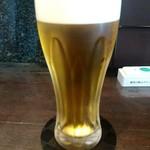 いおり - ドリンク写真:生ビール