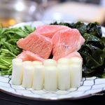 ねぎま - 料理写真:ねぎま鍋