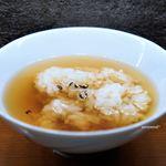 ねぎま - 汁かけご飯