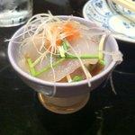 たつみ寿司 - 酢の物