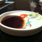 たつみ寿司 - 面白い形のむらちょこ