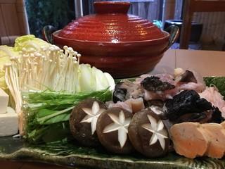 神楽坂 割烹 越野 - あんこう鍋  寒い冬に最高